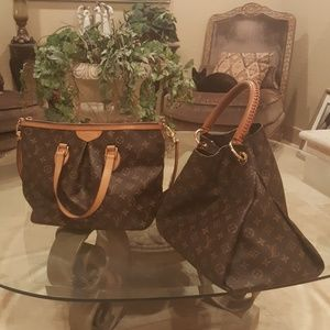 Authentic Louis Vuitton Bags BOGO bundle and save!